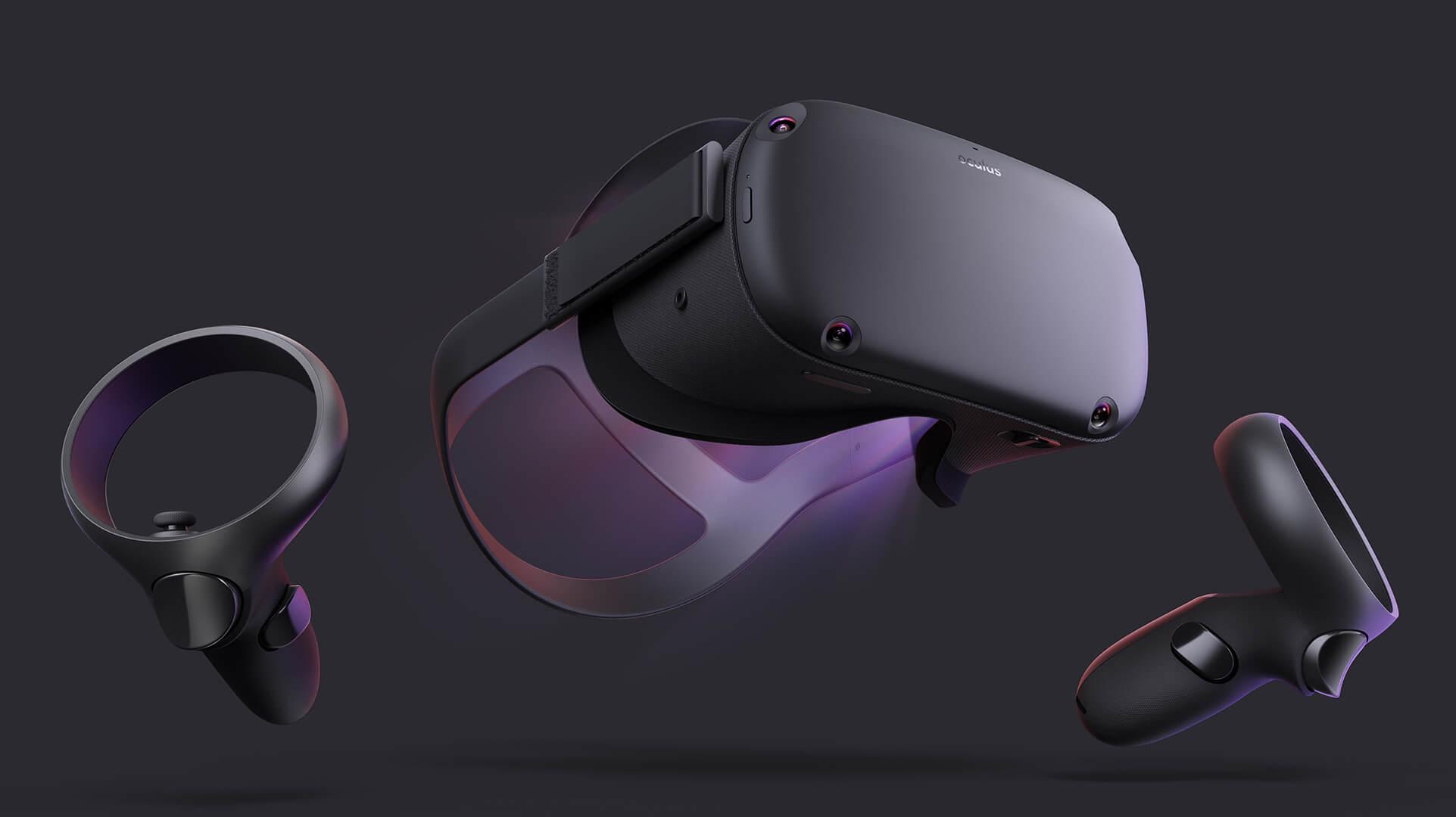 modello visori realtà virtuale con headapp
